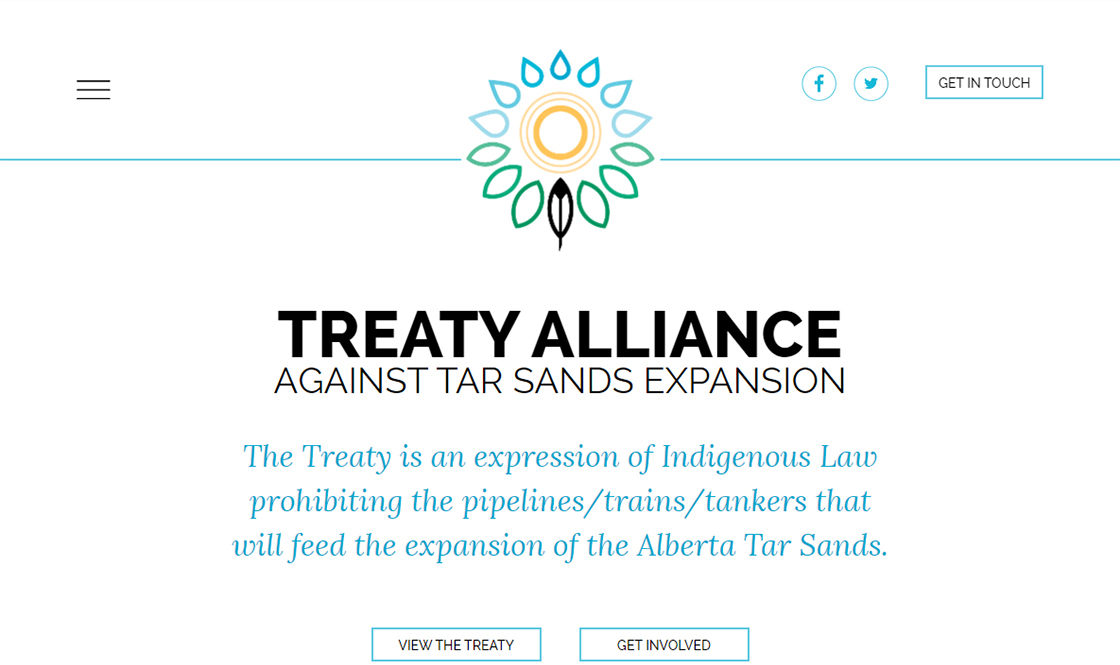 Treaty Alliance Against Tar Sands Expansion